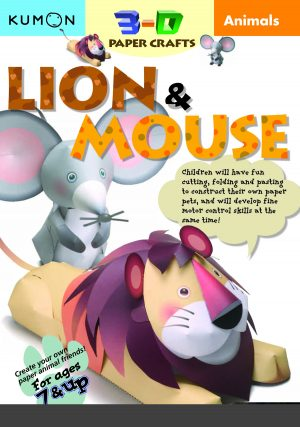 Animals: Lion & Mouse