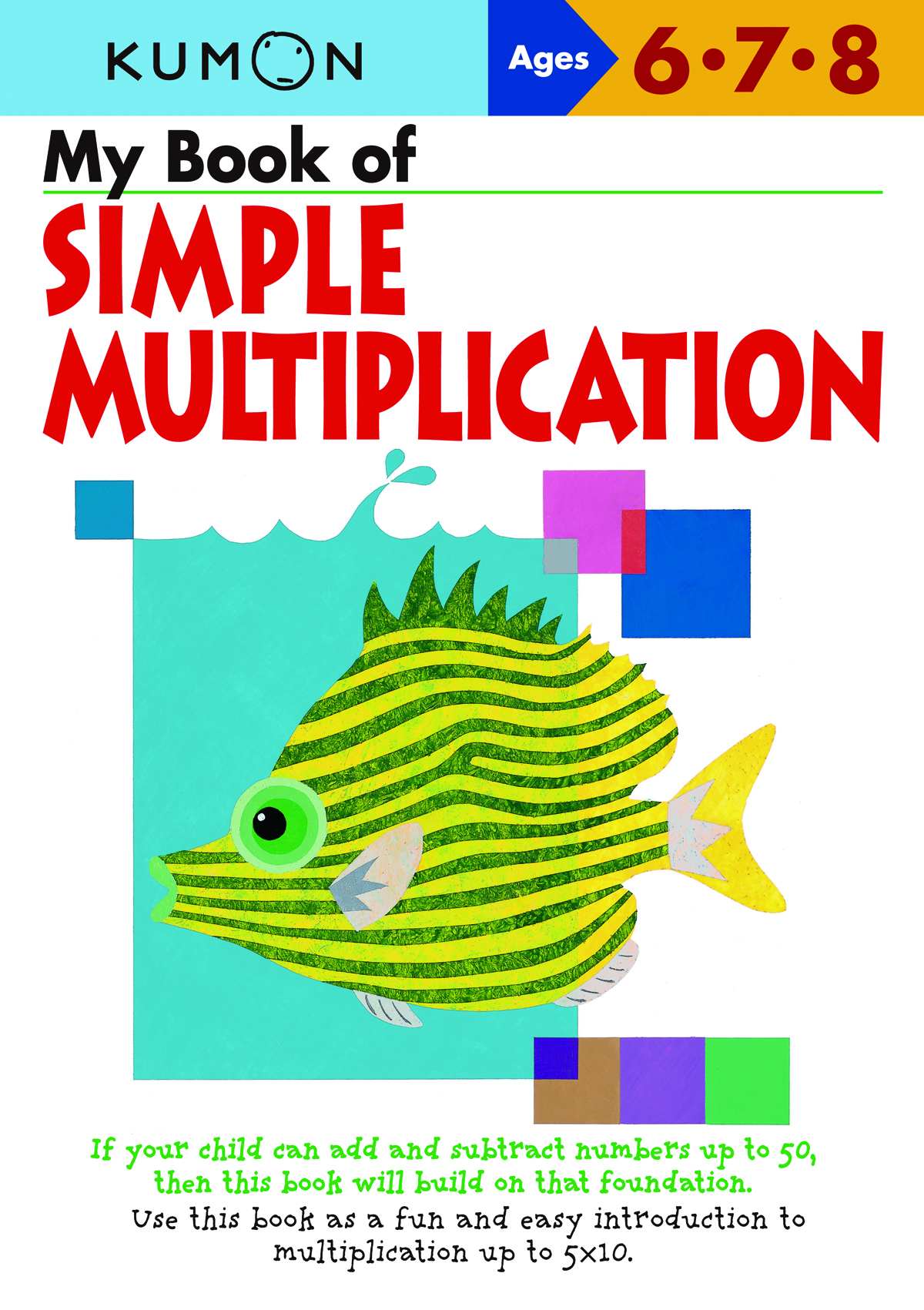 My Book of Simple Multiplication