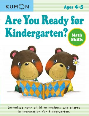 Are you Ready for Kindergarten?: Math Skills