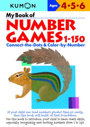 My Book of Number Games, 1-150