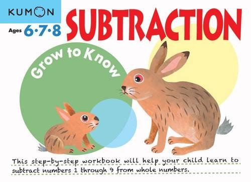 Grow to Know: Subtraction