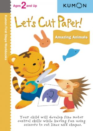 Let's Cut Paper: Amazing Animals