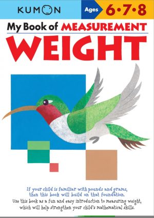 My Book of Measurement Weight