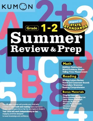 Summer Review & Prep: Grade 1-2