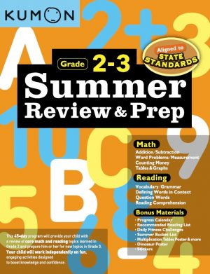 Summer Review & Prep: Grade 2-3