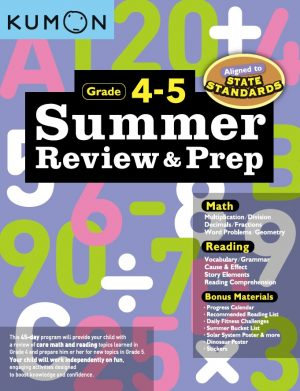 Summer Review & Prep: Grade 4-5