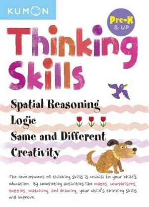 Thinking Skills Pre-K & Up